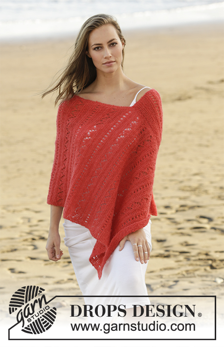 Playa Honda Drops 178 60 Free Knitting Patterns By Drops Design