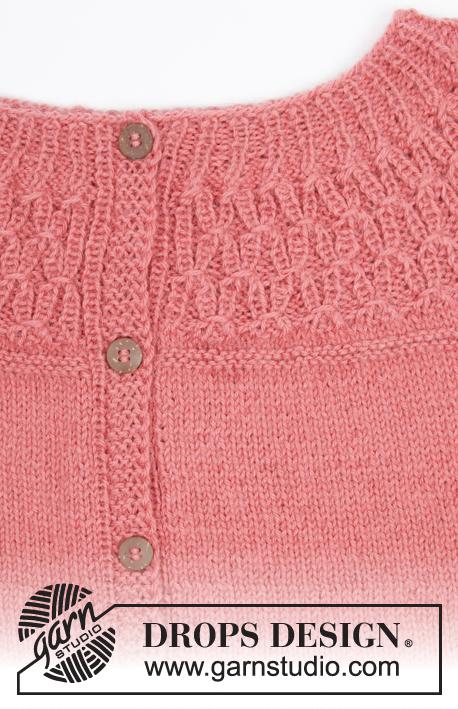 62487ff9c Namdalen Jacket   DROPS 179-2 - Free knitting patterns by DROPS Design