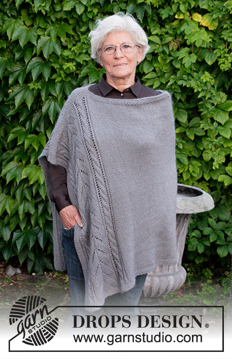 Cloudy Day / DROPS 179-27 - Free knitting patterns by DROPS Design
