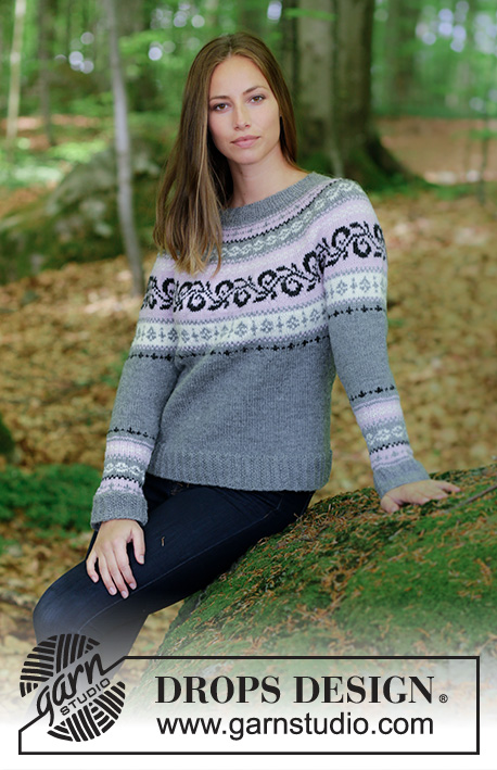 Telemark / DROPS 179-9 - Free knitting patterns by DROPS Design