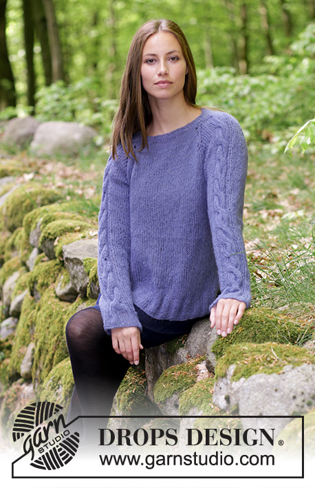 d4705864aa0b After the Rain   DROPS 181-19 - Free knitting patterns by DROPS Design
