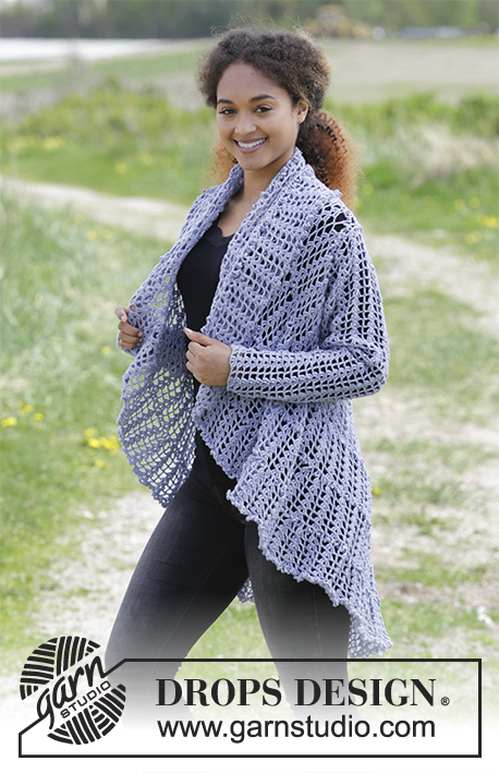 Fairy Glass Drops 181 26 Free Crochet Patterns By Drops Design