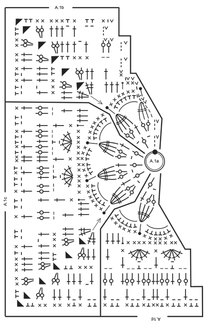Magic Square DROPS 181 31 Modèles crochet gratuits de