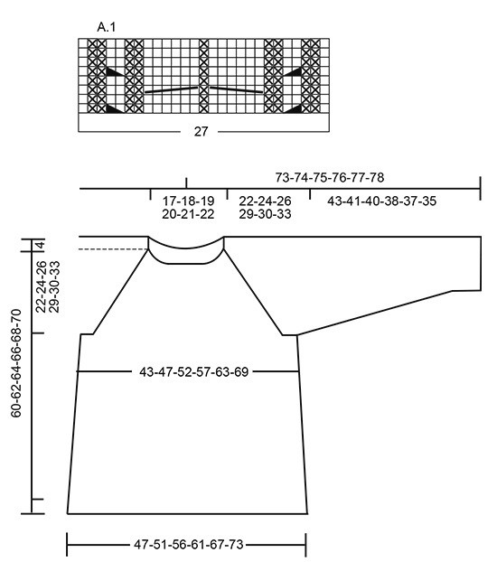 Arendal / DROPS 181-7 - Patrones de punto gratuitos por DROPS Design