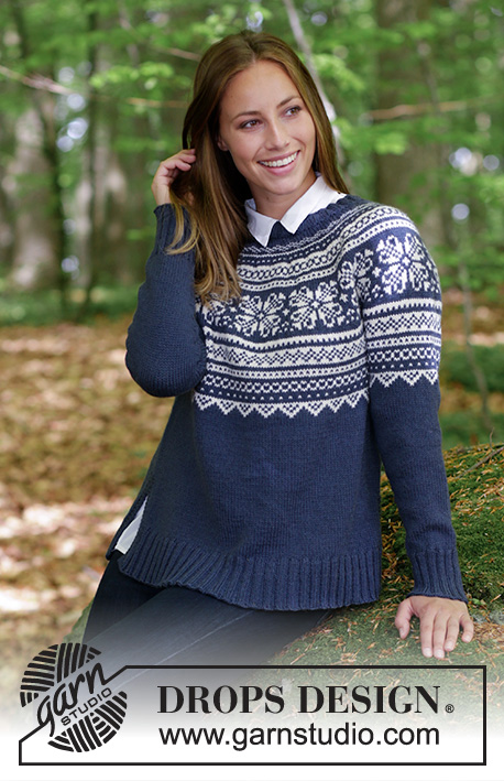 8cc78a301ede Lofoten   DROPS 181-9 - Free knitting patterns by DROPS Design