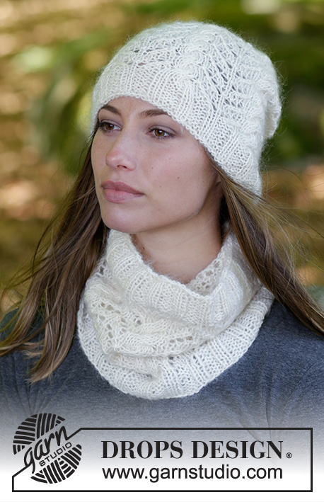 e50f79158a1 Enrica   DROPS 182-7 - Free knitting patterns by DROPS Design