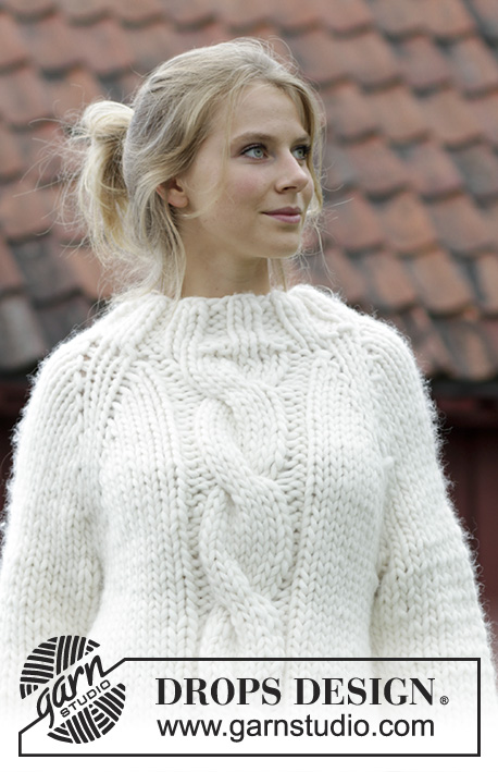 Mont Blanc Drops 183 18 Free Knitting Patterns By Drops Design