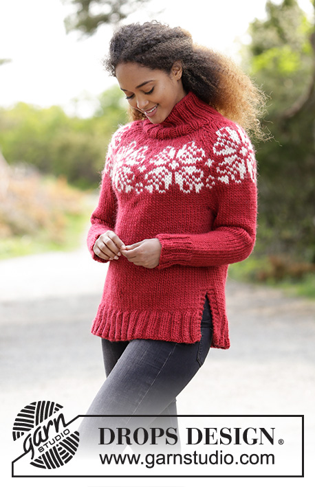 DROPS 183-6 - Free knitting patterns by DROPS Design