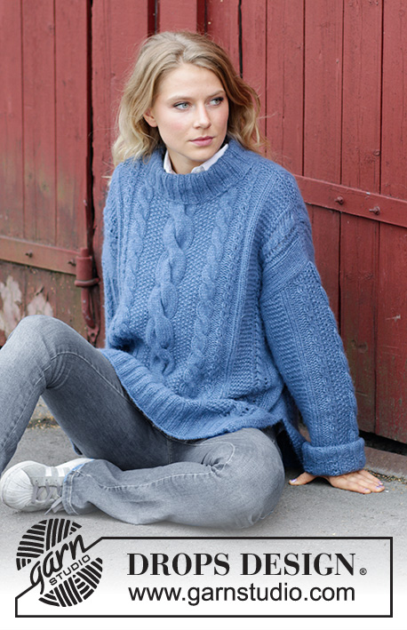65b7434f405a Midnight Cables   DROPS 184-12 - Free knitting patterns by DROPS Design