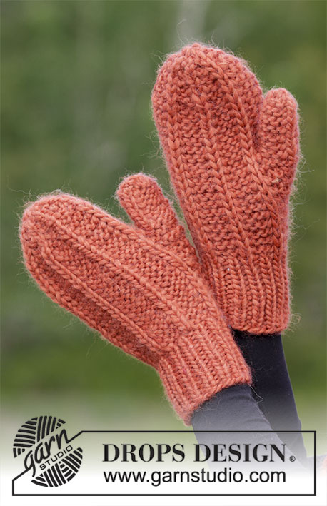 87bb5a7912f2c6 Tangerine   DROPS 184-16 - Free knitting patterns by DROPS Design