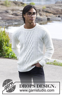 00e859fe5 Men - Free knitting patterns and crochet patterns by DROPS Design