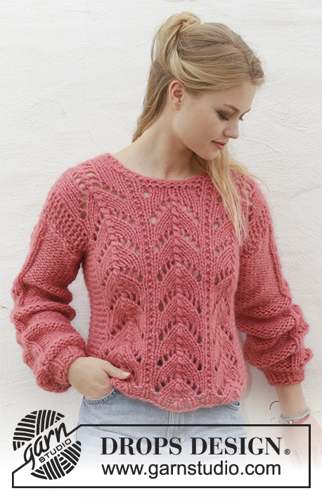 Catalogo DROPS 186 - Modelli gratuiti di maglia   uncinetto 99679f392b87
