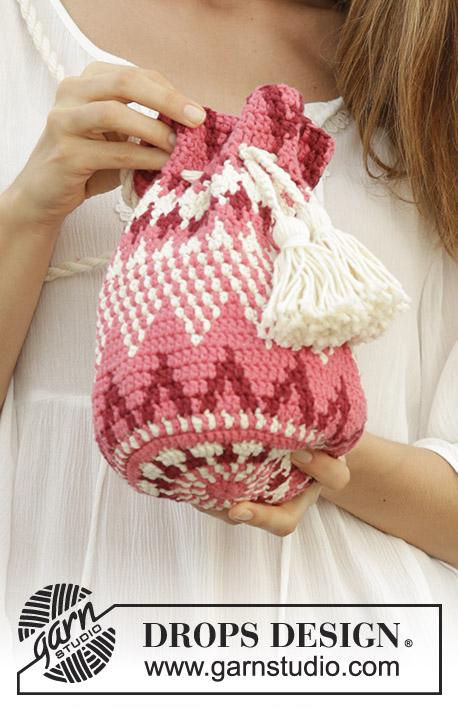 Hush Hush Drops 186 3 Modèles Crochet Gratuits De Drops Design