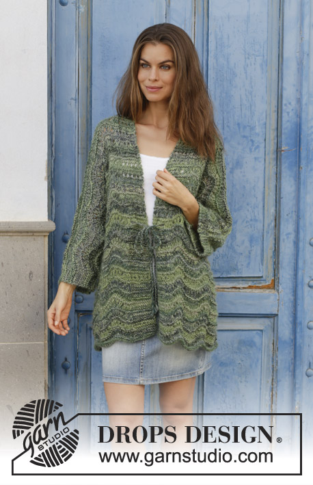 Forest Call Drops 187 33 Free Knitting Patterns By Drops Design