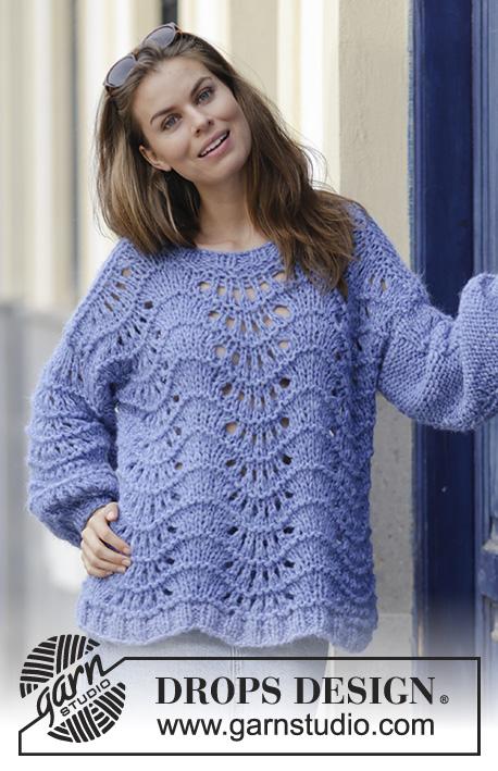 06764296bb342 Segovia   DROPS 188-4 - Free knitting patterns by DROPS Design
