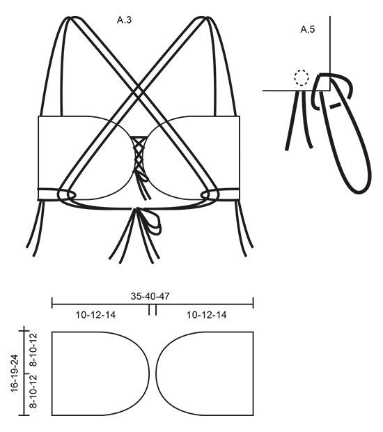 Summer Ride / DROPS 190-4 - Kostenlose Häkelanleitungen von DROPS Design