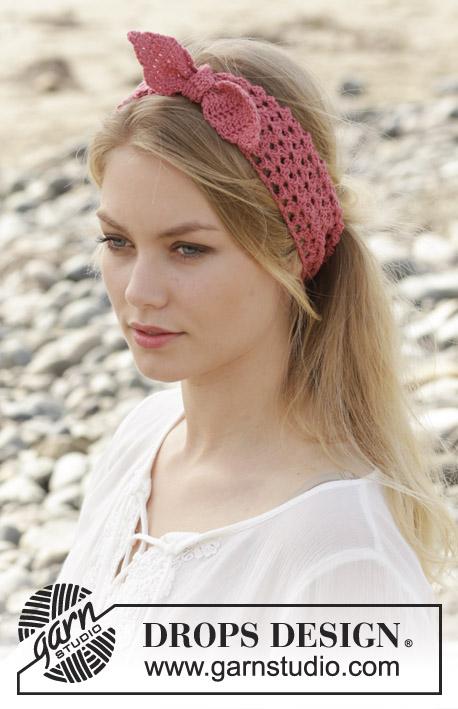 Melinda Drops 190 7 Free Crochet Patterns By Drops Design