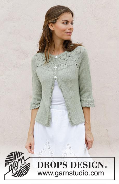 DROPS 191-23 - Free knitting patterns