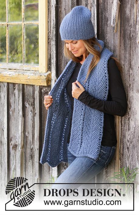 prezzo di fabbrica 8697c 4e158 City Chill / DROPS 192-36 - Modelli di maglia gratuiti di ...