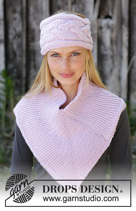 8ec05339d9b95a Celtic Romance   DROPS 192-39 - Free knitting patterns by DROPS Design