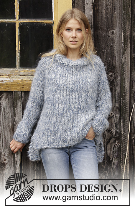96df8653f9b04b Cloud Chasing   DROPS 194-15 - Free knitting patterns by DROPS Design