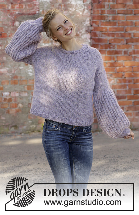 Bewitched Drops 194 21 Free Knitting Patterns By Drops Design