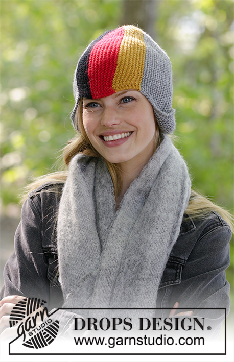 8878378de21 Ready to Cheer   DROPS 194-39 - Free knitting patterns by DROPS Design