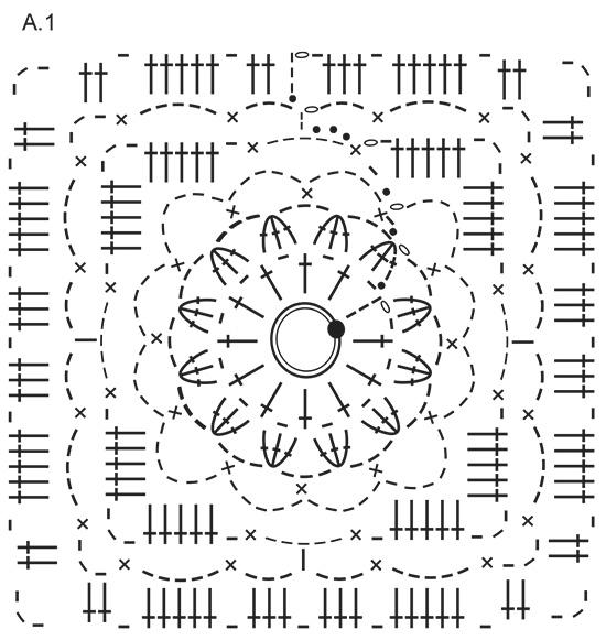 Nature Rules / DROPS 195-38 - Patrones de ganchillo gratuitos por ...