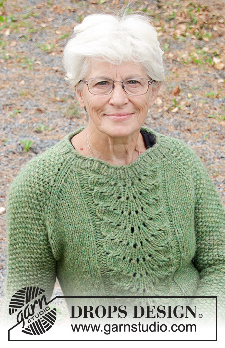 Clover Drops 196 4 Free Knitting Patterns By Drops Design