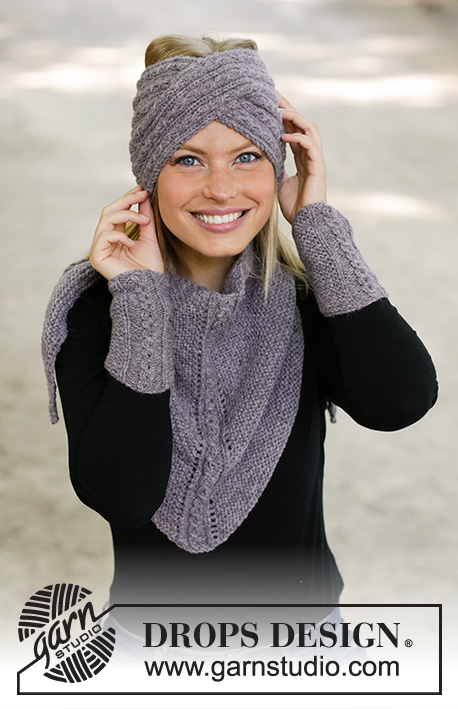 DROPS Design - Knitting patterns, crochet patterns & high quality yarns