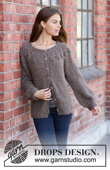 68c9fe77e8 City Living   DROPS 197-5 - Free knitting patterns by DROPS Design