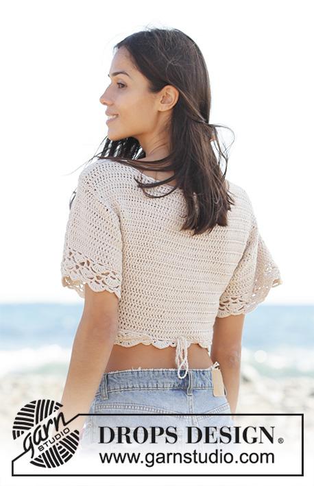 47 199 Modèles Crochet Design Ballet Gratuits De Drops Beach n0wkOP