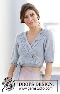 c01162742 Women - Free knitting patterns and crochet patterns by DROPS Design