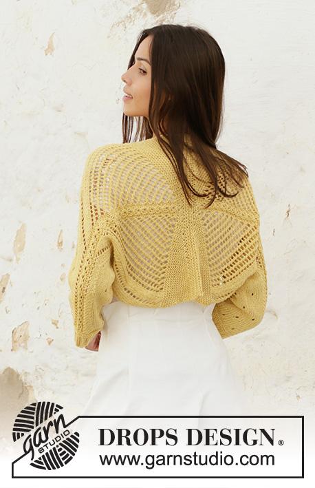 42db1a8b420fae Alas de Libelula   DROPS 200-25 - Free knitting patterns by DROPS Design