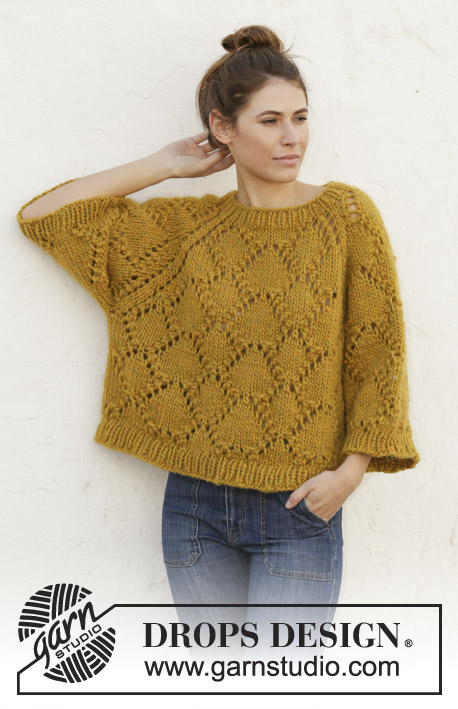 ae1dbebb0 Summer Shells   DROPS 200-5 - Free knitting patterns by DROPS Design