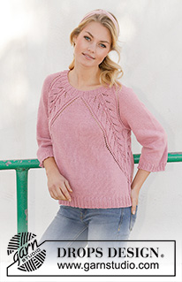 022ac5b18099 Women - Free knitting patterns and crochet patterns by DROPS Design