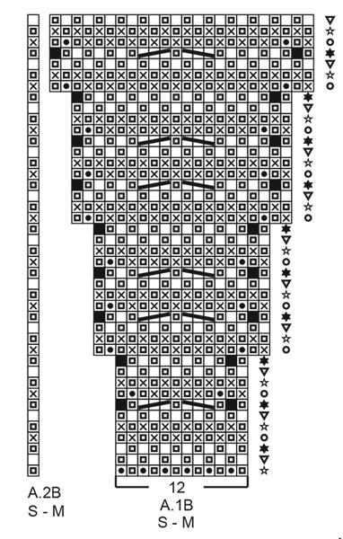Egyptian Feathers Jacket DROPS 201 29 Free knitting