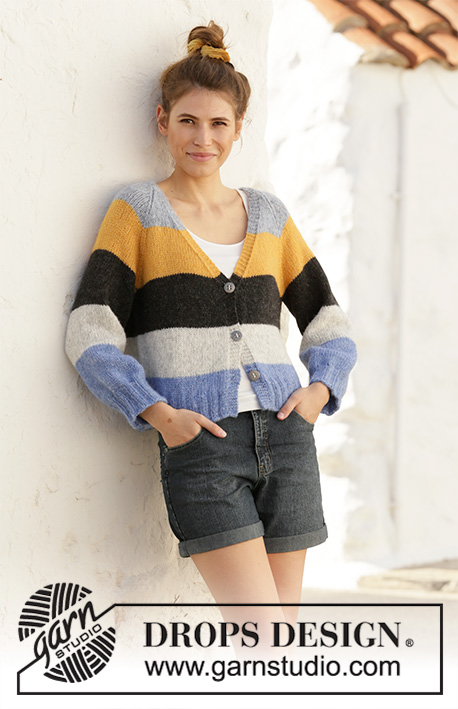 4e97d3472630e Valencia Cardigan   DROPS 202-10 - Free knitting patterns by DROPS Design