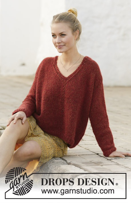 e7c1e9ac75 Robin Song   DROPS 202-27 - Free knitting patterns by DROPS Design