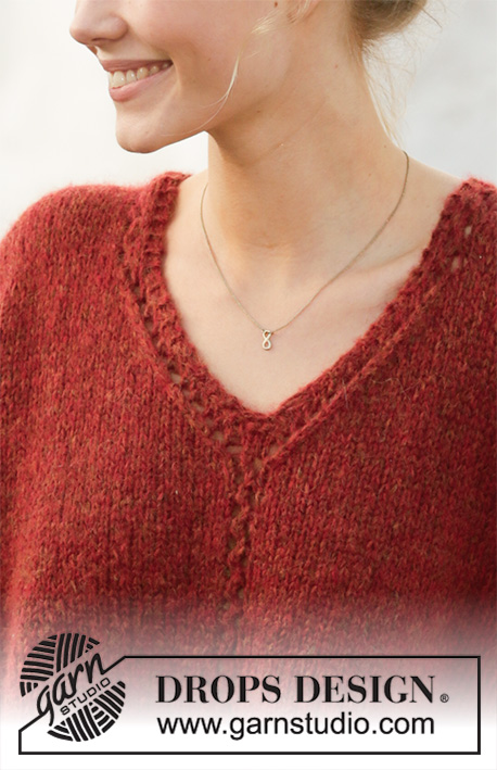 624e275e5 Robin Song   DROPS 202-27 - Free knitting patterns by DROPS Design