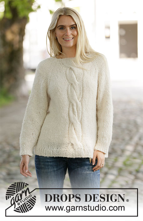 Snow Scents / DROPS 206-43 - Free knitting patterns by DROPS Design