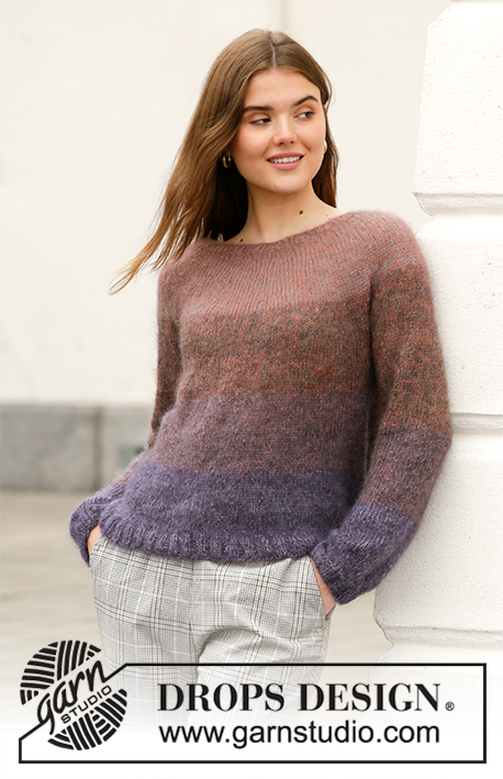 DROPS Design - Knitting patterns, crochet patterns & high