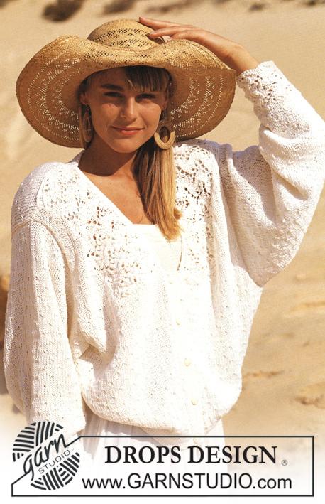 Marcella drops 21 1 modelli di maglia gratuiti di for Modelli di casa gratuiti