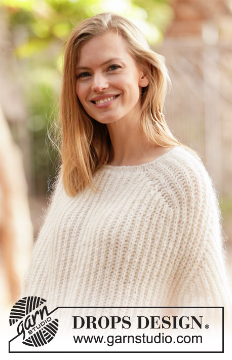 Cloud Fluff DROPS 212 14 Free knitting patterns by DROPS
