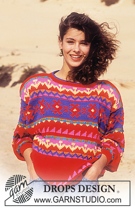 Drops 26 16 Free Knitting Patterns By Drops Design