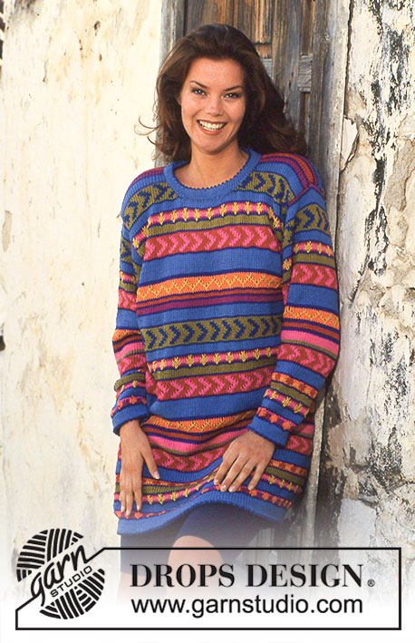 Drops 37 8 Free Knitting Patterns By Drops Design