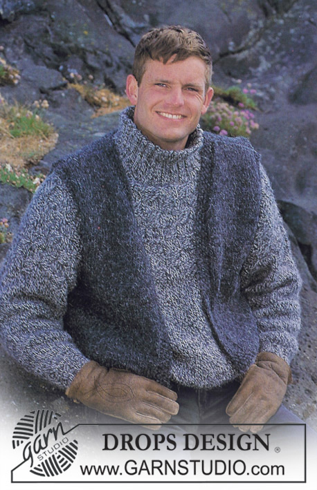 Super Bulky Mens Sweater Pattern Central Knittinghelp Forum