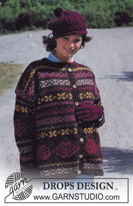 Drops 40 15 Free Knitting Patterns By Drops Design