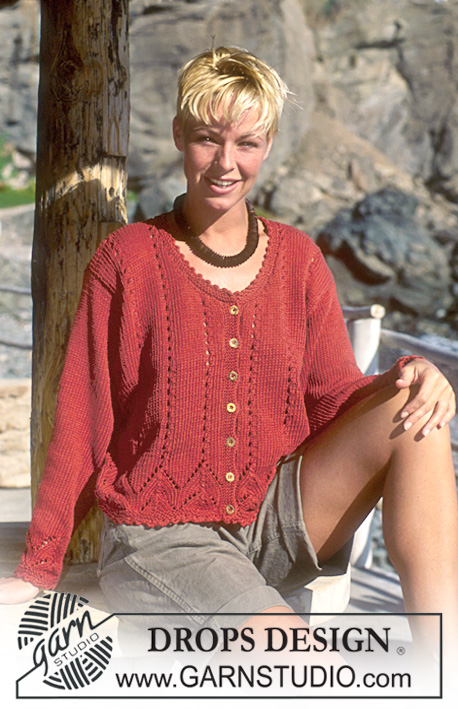 Drops 41 3 Free Knitting Patterns By Drops Design