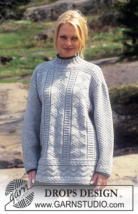 Drops 47 11 Free Knitting Patterns By Drops Design